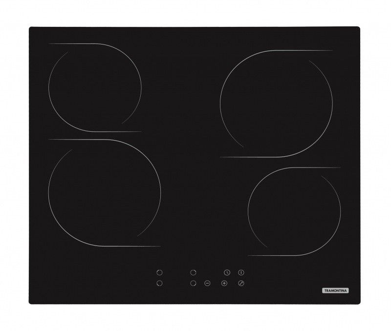 Cooktop Square Touch 4EV 60 - Tramontina